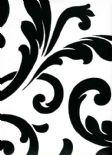 Black and White Wallpaper VG26237P by Galerie